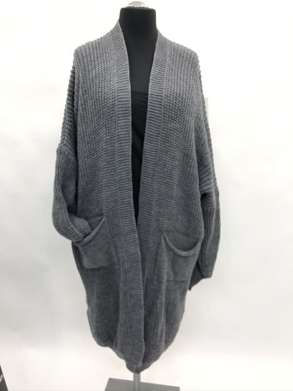 Lang Strik cardigan